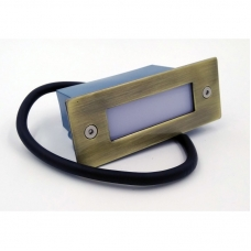 Светильник светодиодный для подсветки Светкомплект G 03003 бронза 111*44 мм 1Вт 4100К IP54