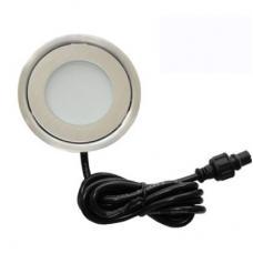 Светильник светодиодный встраиваемый в пол Flesi SC-B101B 58*H9mm, 0.42W, DC12V, IP67