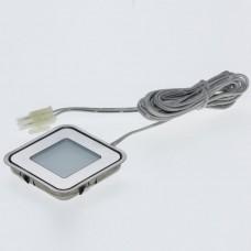 Светильник светодиодный встраиваемый в пол Flesi SC-B102A L58*W58*H9mm, 0.56W, DC12V, IP54