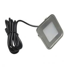 Светильник светодиодный встраиваемый в пол Flesi SC-B102С(Outdoor) RGB L58*W58*H9mm, 0.9W, DC12V, IP67