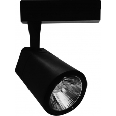 Светильник светодиодный трековый Feron AL101 12W 1080Лм 4000К черный (арт. 29645)