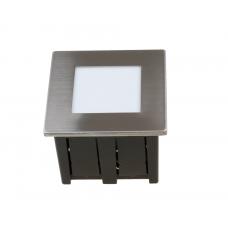 Светильник светодиодный для подсветки Светкомплект LDL 08 SN 3000K 1.5W 80*80*61 мм IP65