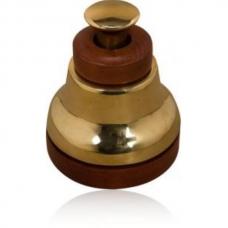 Кнопка-звонк Zamel механическая для приемной 80дБ PDB 234
