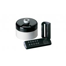 Пульт дистанционного управления для люстр с нереверсивным вентилятором Vortice Telenordik, черный с белым