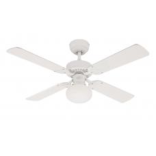 Люстра с вентилятором Westinghouse Vegas White 72185WES белый