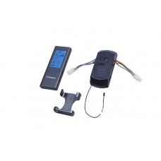 Пульт дистанционного управления для люстр с вентилятором с сенсорным дисплеем Westinghouse, черный 77841WES