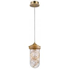 Люстра светодиодная подвесная Wertmark WE501.01.716 HILO