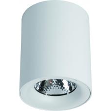 Накладной точечный светильник светодиодный Arte Lamp A5130PL-1WH Facile