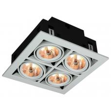 """Светильник """"кардан"""" Arte Lamp A5930PL-4WH Cardani"""