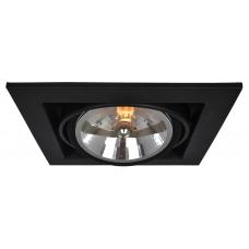 "Светильник ""кардан"" Arte Lamp A5935PL-1BK Cardani"