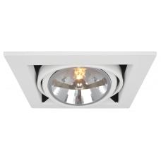"""Светильник """"кардан"""" Arte Lamp A5935PL-1WH Cardani"""