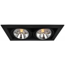 "Светильник ""кардан"" Arte Lamp A5935PL-2BK Cardani"