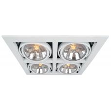 """Светильник """"кардан"""" Arte Lamp A5935PL-4WH Cardani"""