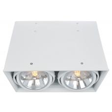 """Светильник """"кардан"""" Arte Lamp A5936PL-2WH Cardani"""