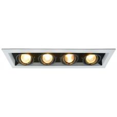 """Светильник """"кардан"""" Arte Lamp A5941PL-4WH Cardani"""
