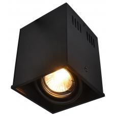 "Светильник ""кардан"" Arte Lamp A5942PL-1BK Cardani"