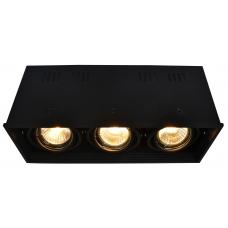"Светильник ""кардан"" Arte Lamp A5942PL-3BK Cardani"