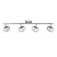 Светильник спот светодиодный Arte Lamp A6701PL-4CC Bombo