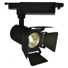 Трековый светодиодный светильник Arte Lamp A6709PL-1BK Track Lights