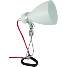 Настольная лампа Arte Lamp A1409LT-1WH