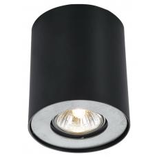 Светильник точечный Arte Lamp A5633PL-1BK