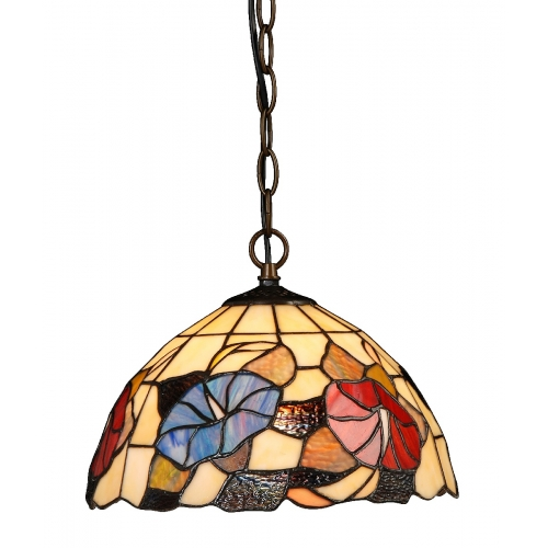 Люстра в стиле Тиффани Arte Lamp A3166SP-1BG