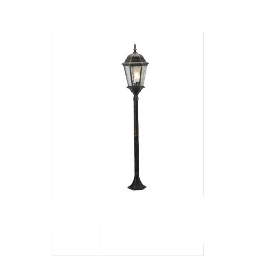 Фонарь уличный уличный Arte Lamp A1206PA-1BN