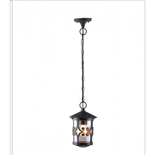 Светильник уличный Arte Lamp A1455SO-1BK