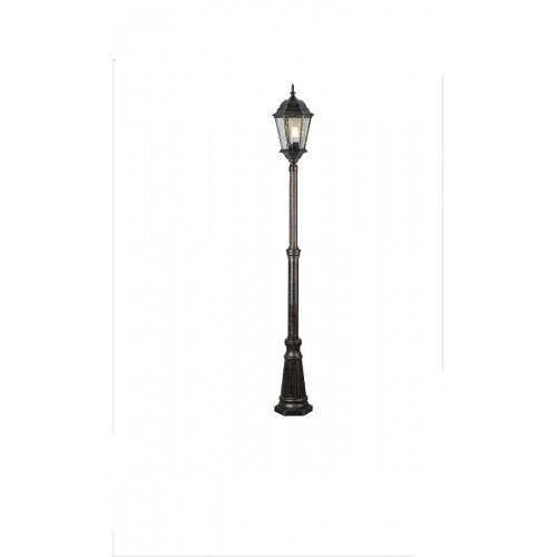 Фонарь уличный уличный Arte Lamp A1207PA-1BN