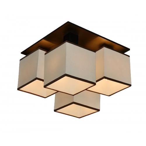 Потолочная люстра Arte Lamp A4402PL-4BK