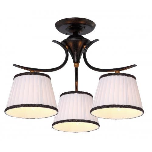 Потолочная люстра Arte Lamp A5133PL-3BR