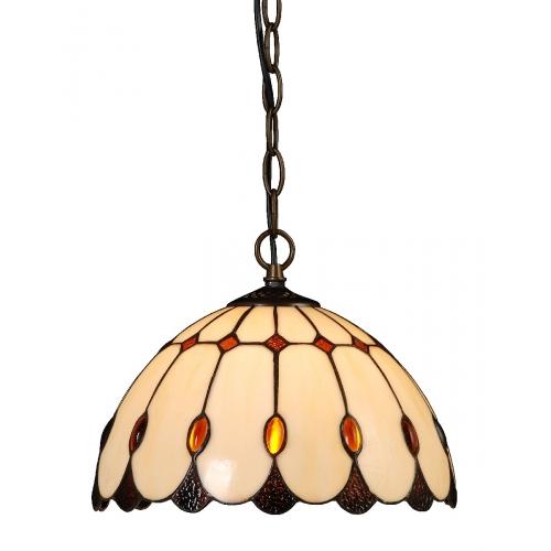 Люстра в стиле Тиффани Arte Lamp A3164SP-1BG