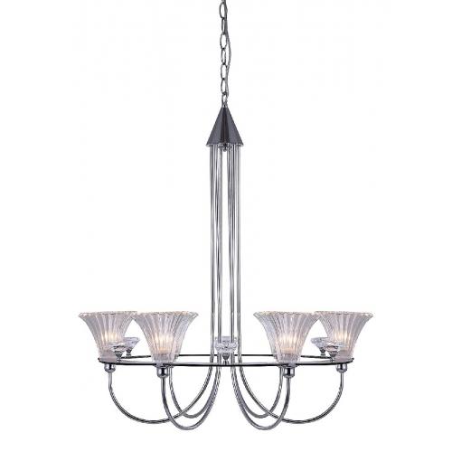 Подвесная люстра Arte Lamp A1744LM-6CC