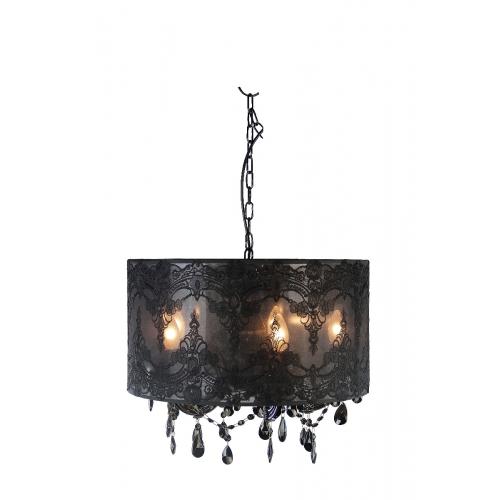 Подвесная люстра Arte Lamp A1800LM-5BK