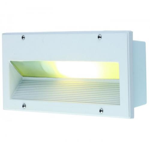 Светильник светодиодный для подсветки уличный Arte Lamp A5158IN-1WH Е27 IP54