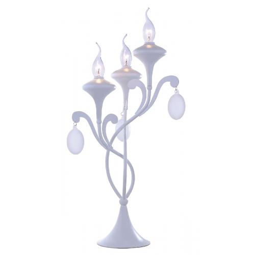 Настольная лампа Arte Lamp A3239LT-3WH