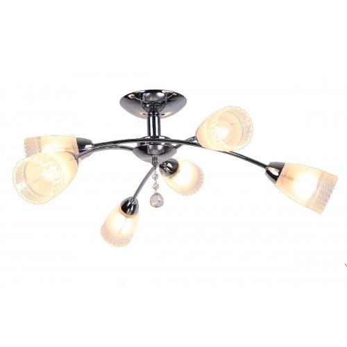 Потолочная люстра Arte Lamp A6198PL-6CC