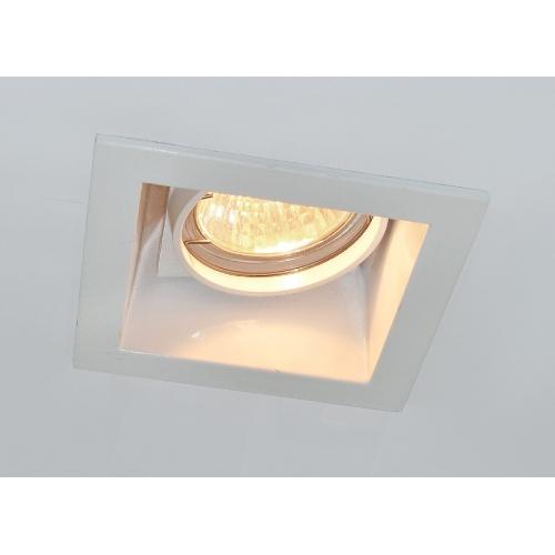 Встраиваемый светильник Arte Lamp A8050PL-1WH