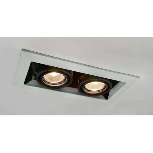 Встраиваемый светильник Arte Lamp A5941PL-2WH