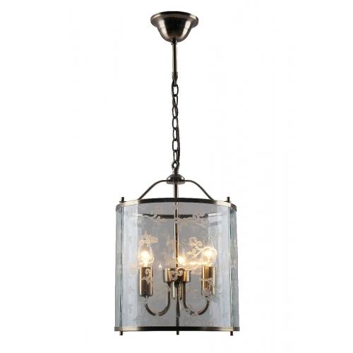Подвесная люстра Arte Lamp A8286SP-3AB