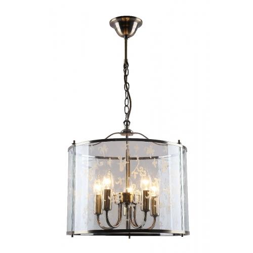 Подвесная люстра Arte Lamp A8286SP-5AB