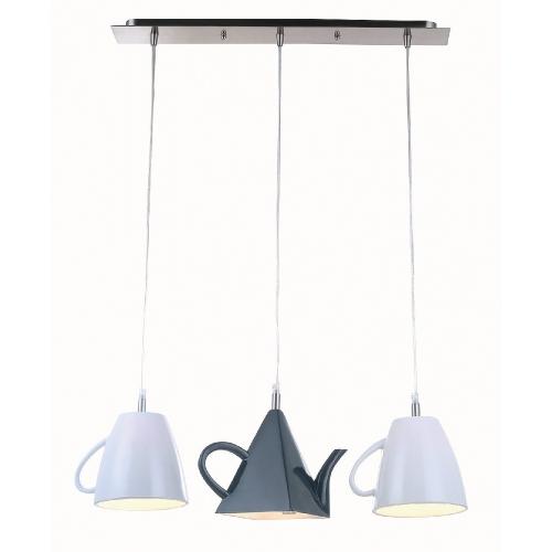 Светильник Arte Lamp A6604SP-3WH