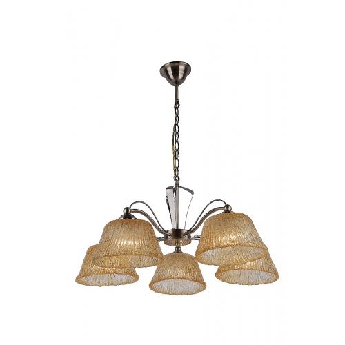 Подвесная люстра Arte Lamp A8108LM-5AB