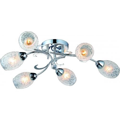 Потолочная люстра Arte Lamp A6055PL-6CC