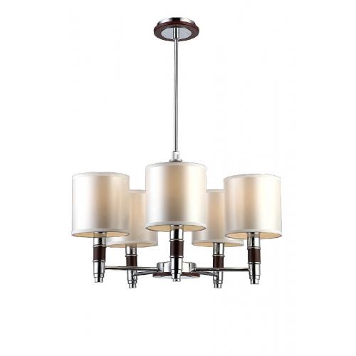 Подвесная люстра Arte Lamp A9519LM-5BR