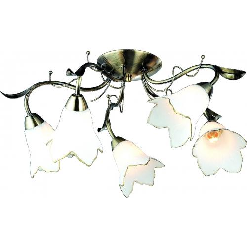 Потолочная люстра Arte Lamp A6066PL-5AB