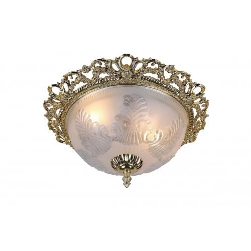 Потолочная люстра Arte Lamp A8002PL-2GO