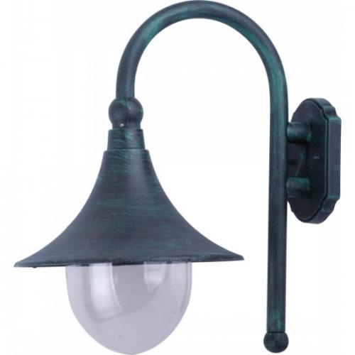 Светильник уличный Arte Lamp Malaga A1082AL-1BG