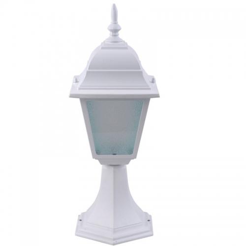 Фонарь уличный уличный Arte Lamp Bremen A1014FN-1WH