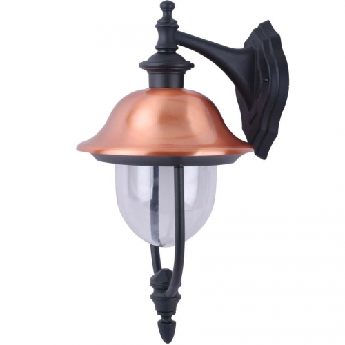 Светильник уличный Arte Lamp Barcelona A1482AL-1BK